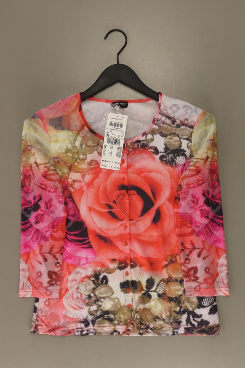 details zu gerry weber bluse für damen größe 36 neu mit etikett neupreis:  49,95€!