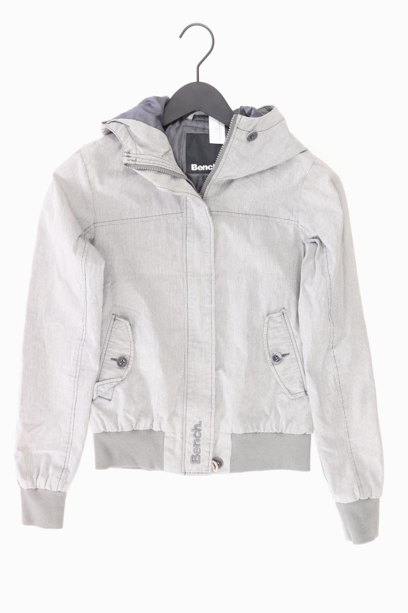Details zu Bench Jacke für Damen in Größe S grau Zustand sehr gut