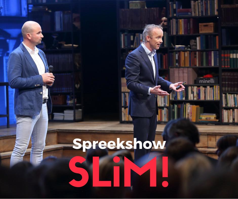 Standup Spreekshow SLiM!