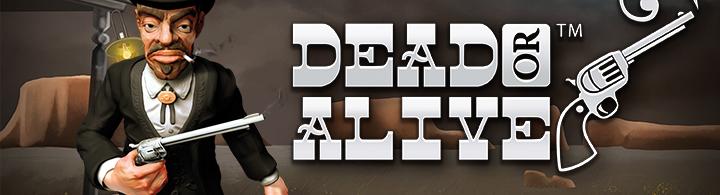 Tulista välja suuri võite Slots.io slotis Dead or Alive