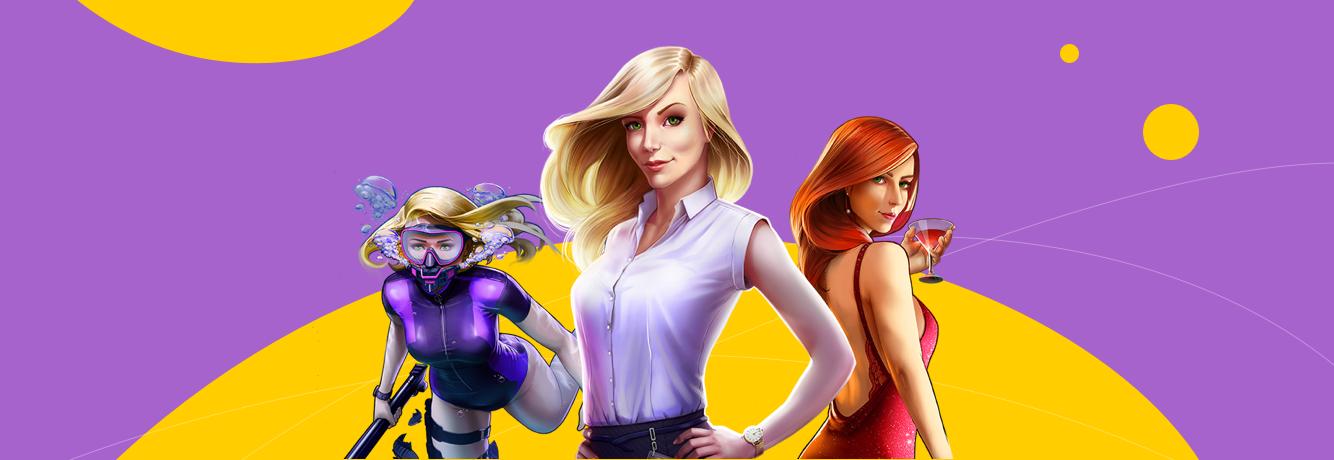 Agent Jane Blonde is back!