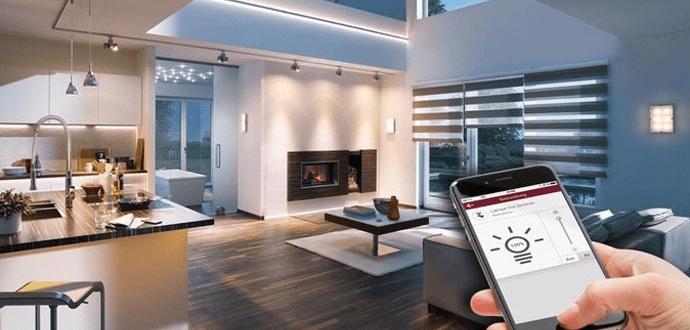 Управление домом со смартфона голосом