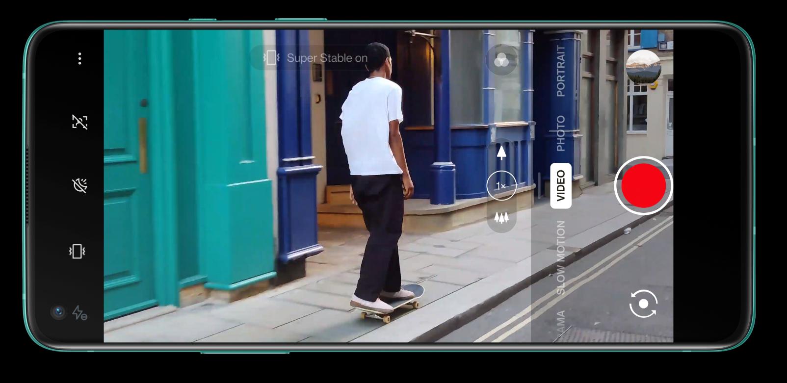 Lights, camera, OnePlus 8T