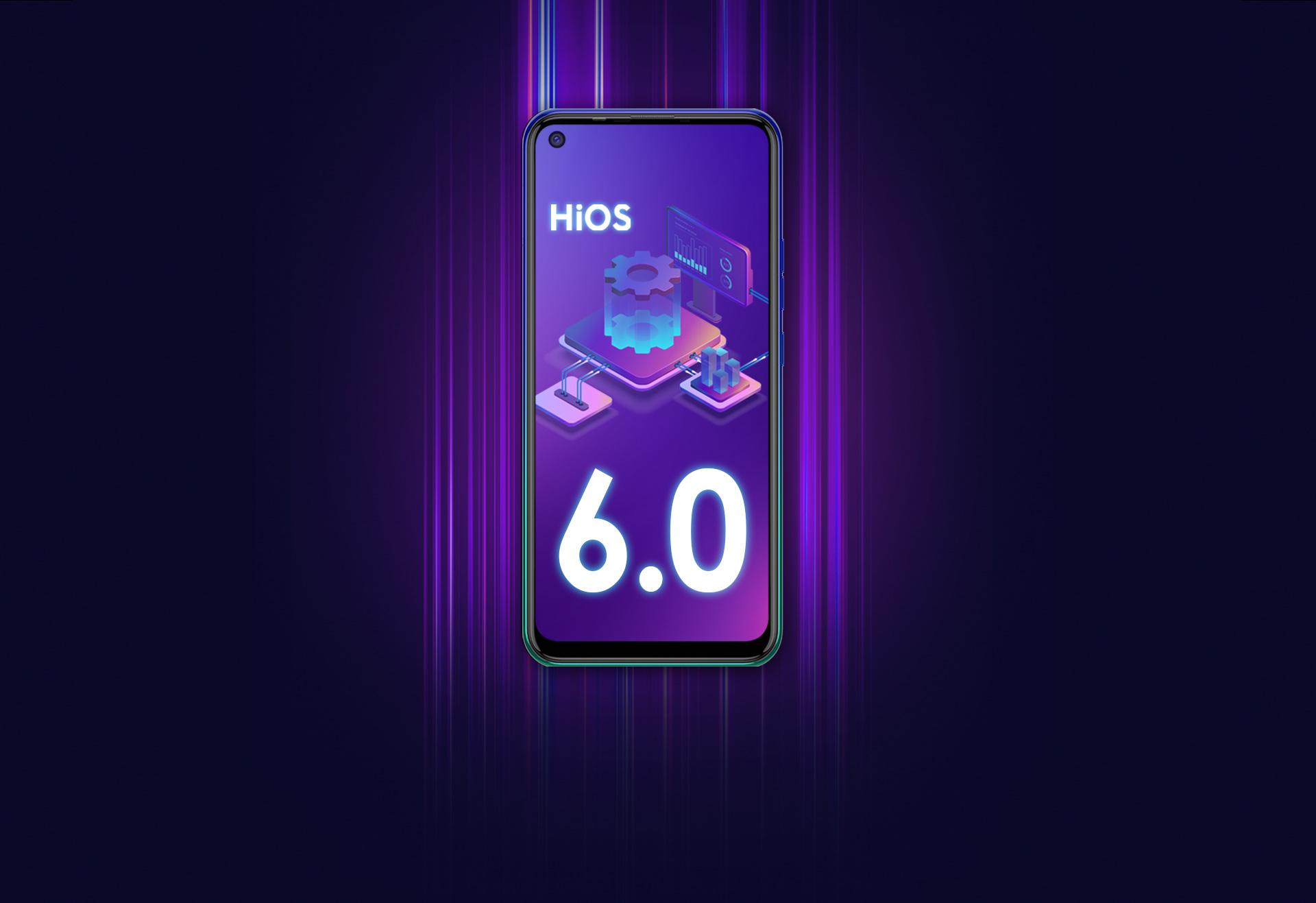 New HiOS 6.0