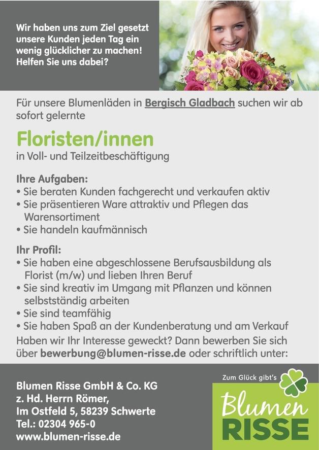 Florist/in