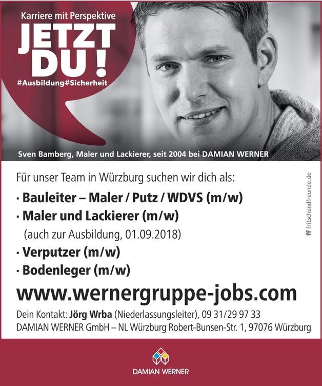 Bauleiter/in Ausbau