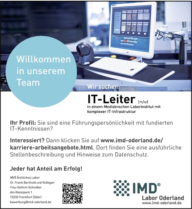 IT-Leiter/in
