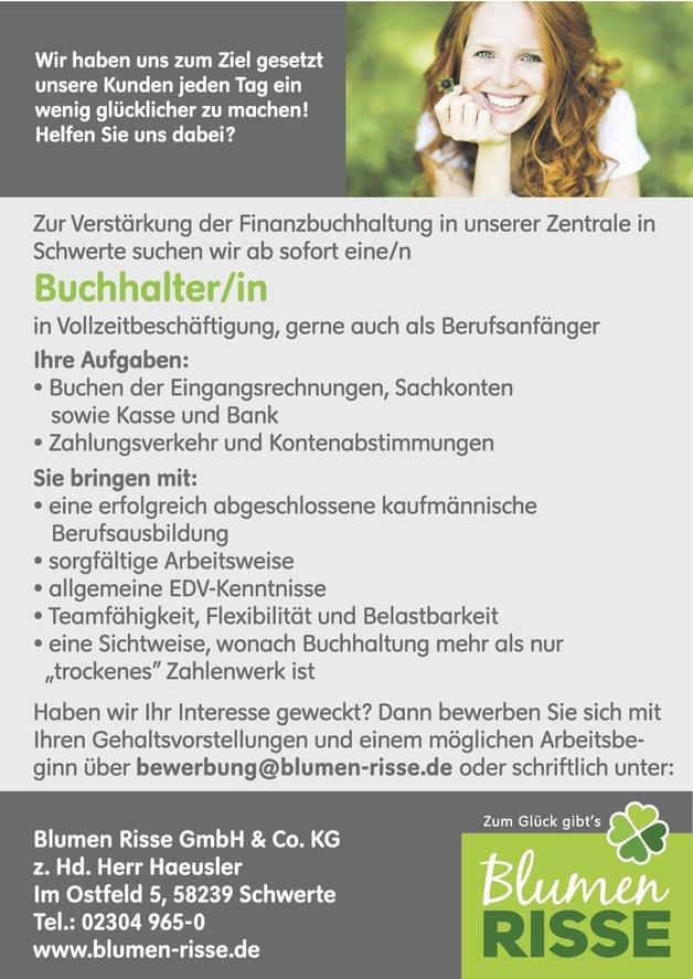 Buchhalter/in