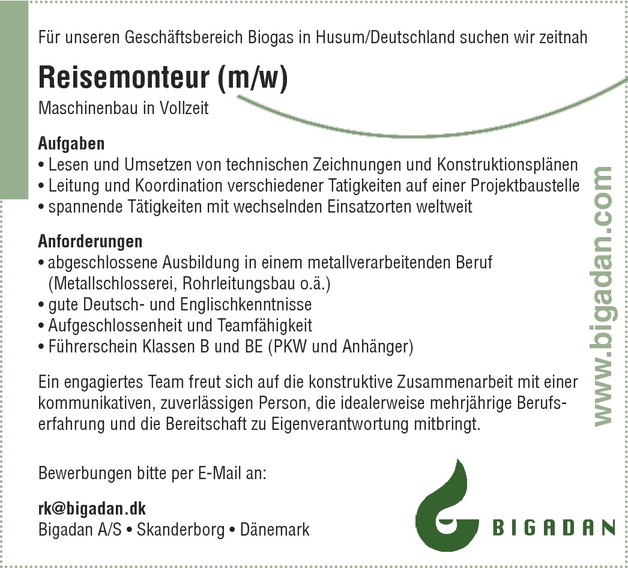 Rohrleitungsbauer/in