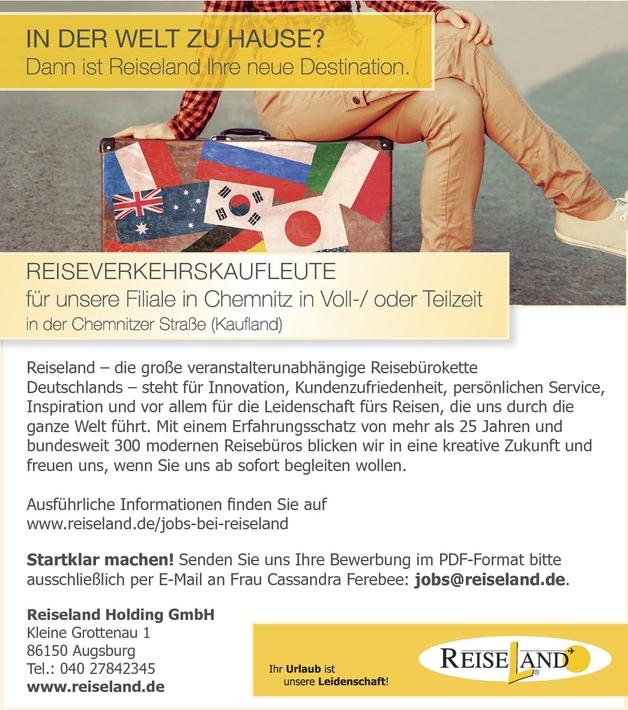 Reiseverkehrskaufmann/-frau