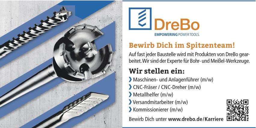 Metallarbeiter/in