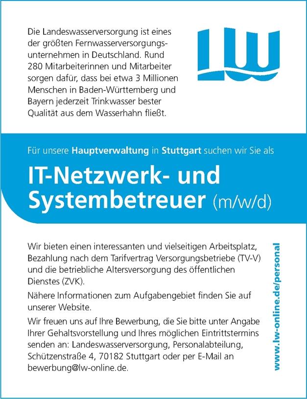 Netzwerkmanager/in