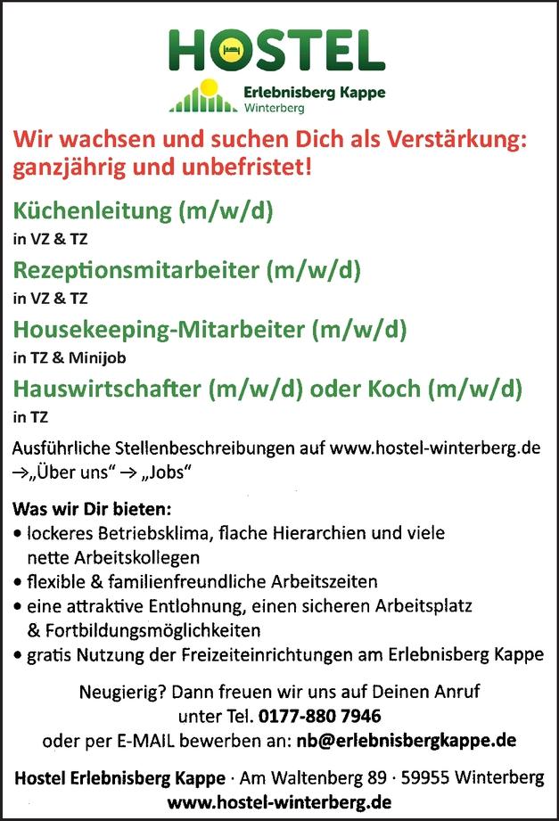 Hausdame/Housekeeper