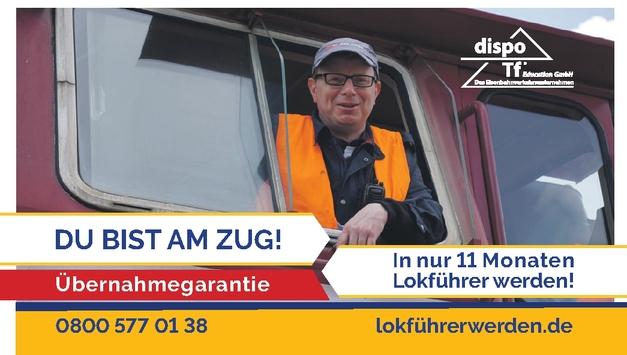 Lokomotivführer/in