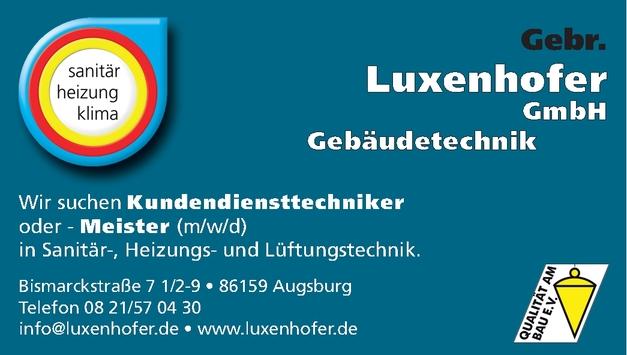 Heizungs- und Sanitärinstallateur/in