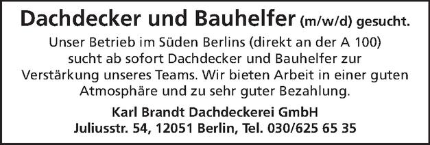 Bauhelfer/in - Hochbau