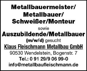 Metallbauermeister
