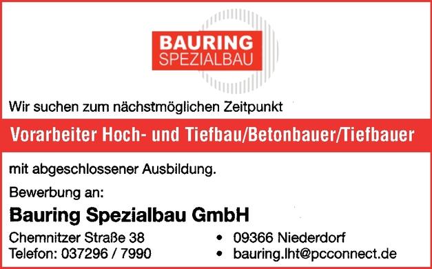 Betonbauer/-in