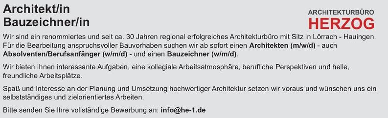 Bauzeichner