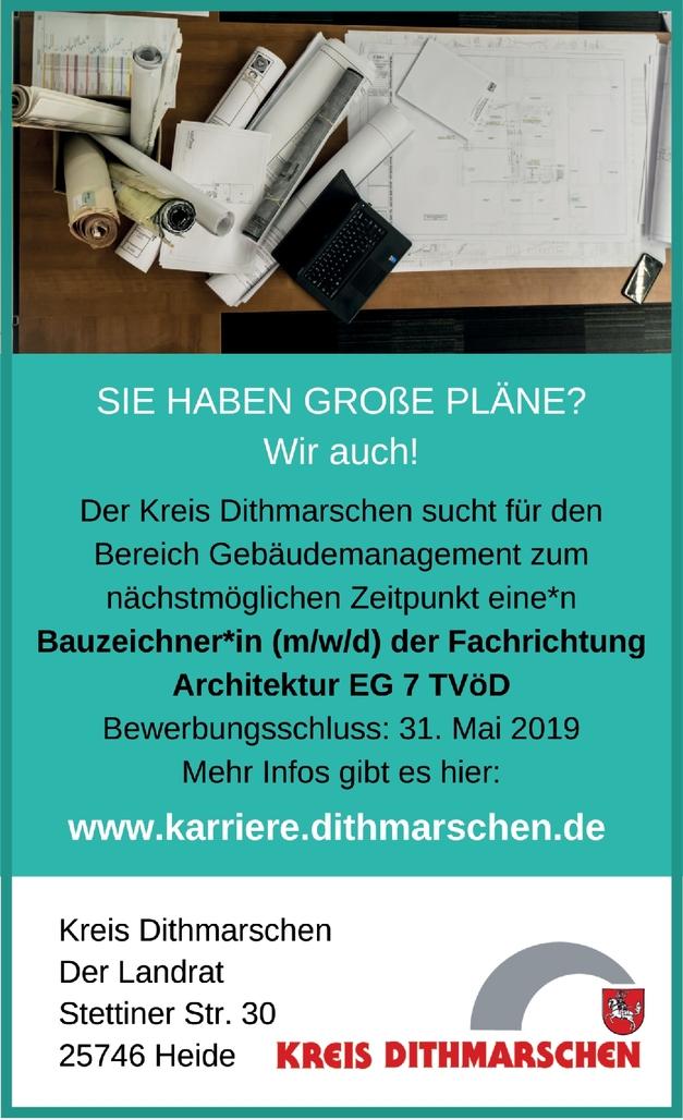 Bauzeichner/in - Hochbau