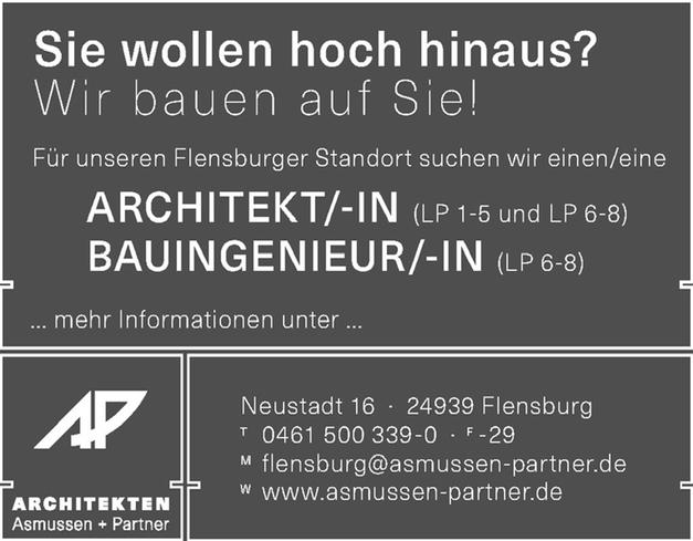 Bauingenieur/in LP 6-8