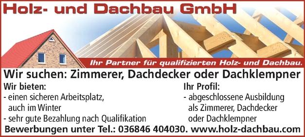 Dachdecker m/w/d