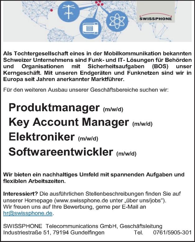 Produktmanager (m/w/d)