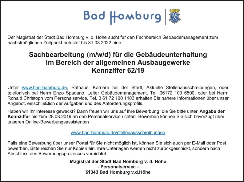 Ingenieur/in - Architektur