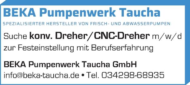 konv. Dreher/in