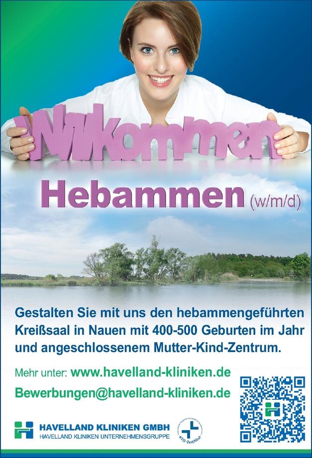 Hebammen (m/w/d)