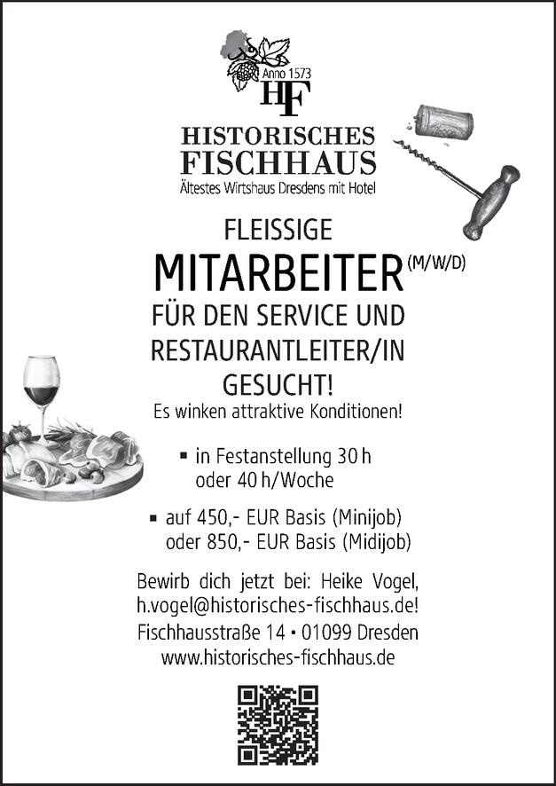 Restaurantleiter m/w/d