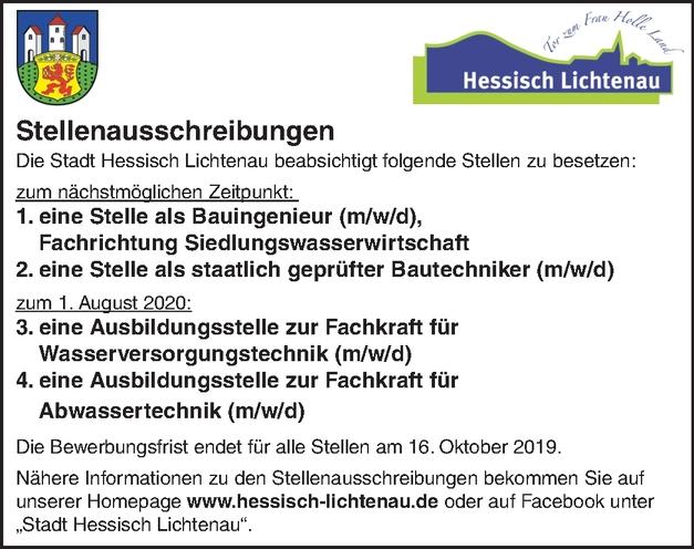 Bautechniker (m/w/d) Hochbau
