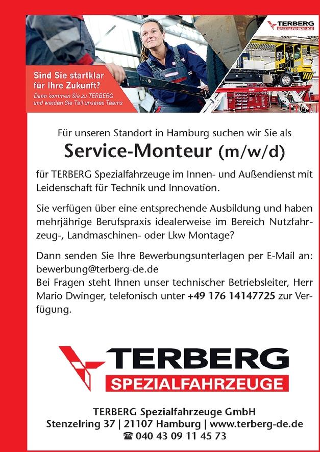 Servicemonteure (m/w/d)