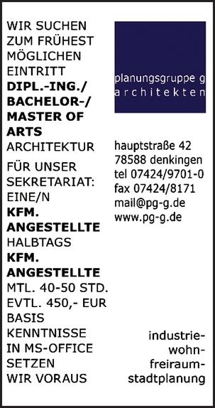 Dipl. Ing. Bachelor-/Master of Arts Architektur