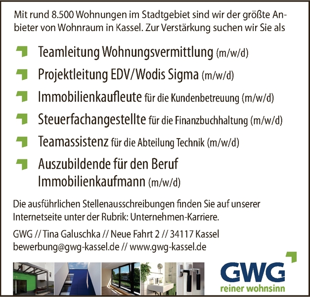 Immobilienkaufmann/-frau