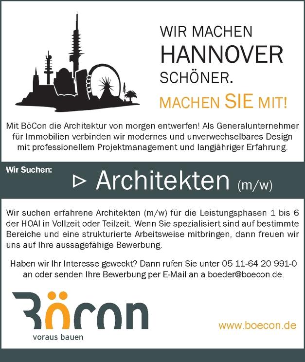 Architekt ( m/w/d)