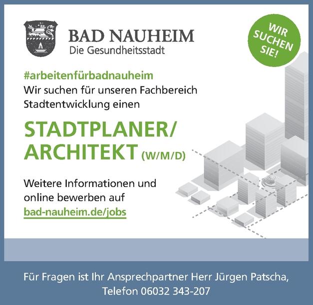Stadtplaner/Architekt