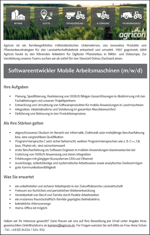 Ingenieur In Elektrotechnik M W D In Dresden