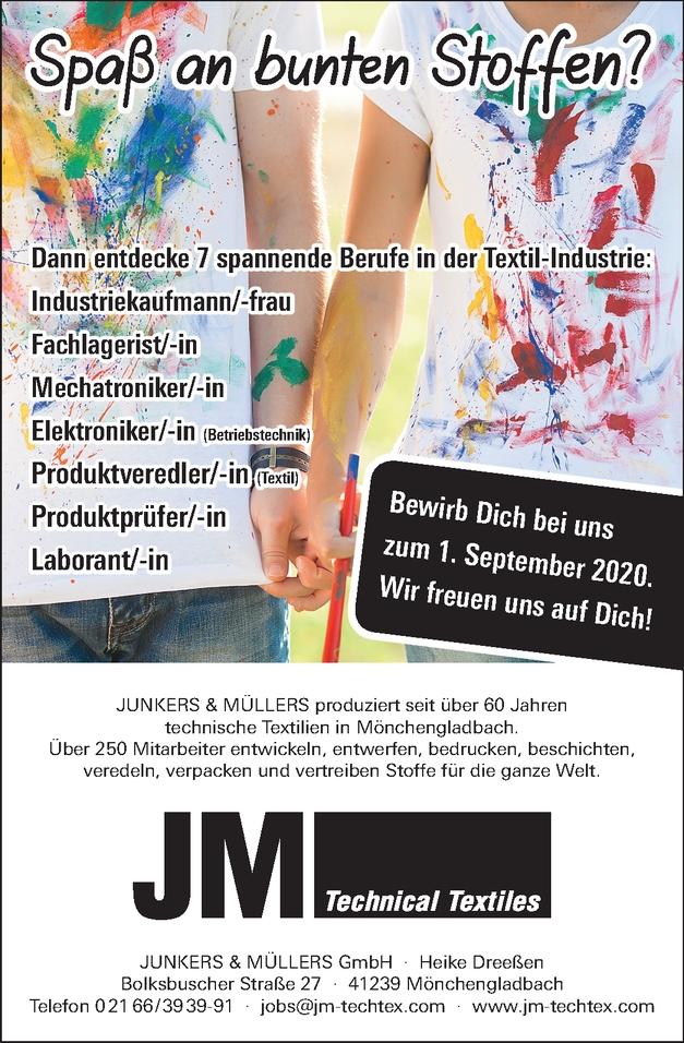 Industriekauffrau (m/w/d)