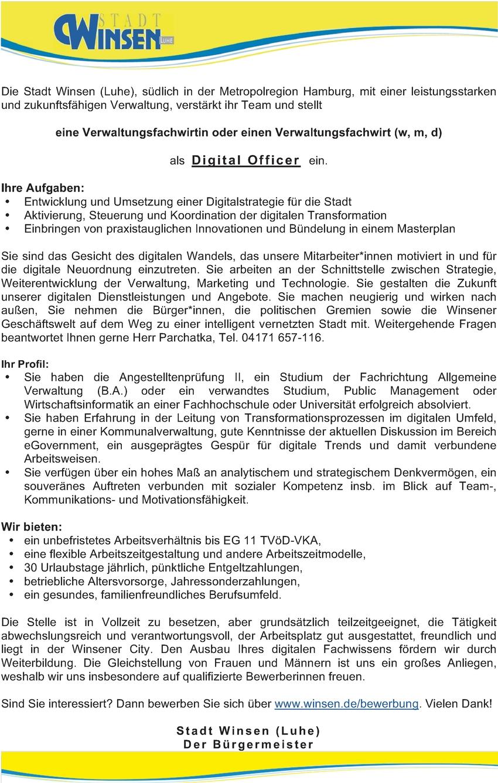 Verwaltungsfachwirt/in