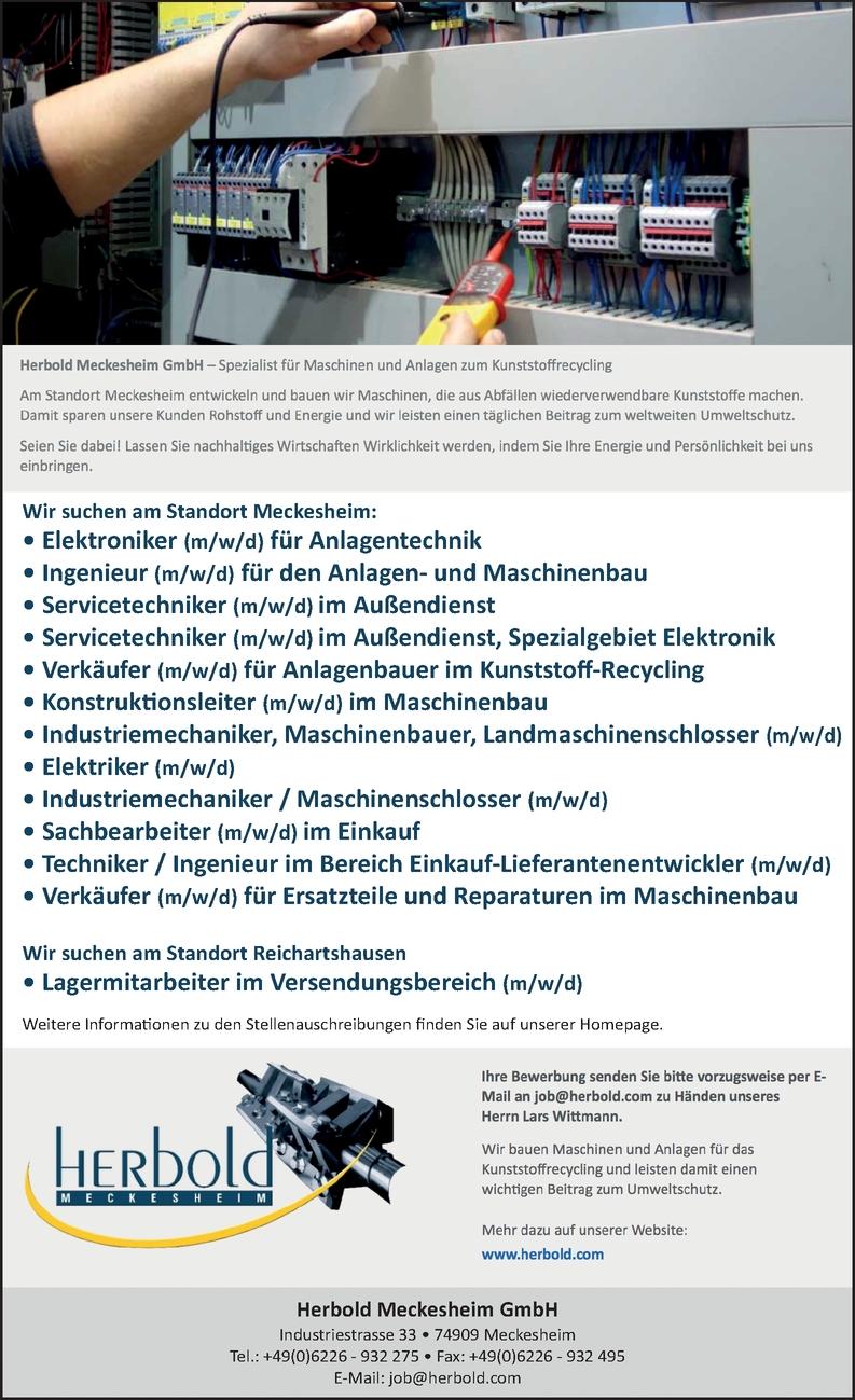 Elektroniker/in für Anlagentechnik