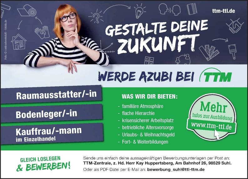 Azubi Bodenleger/-in (m/w/d)