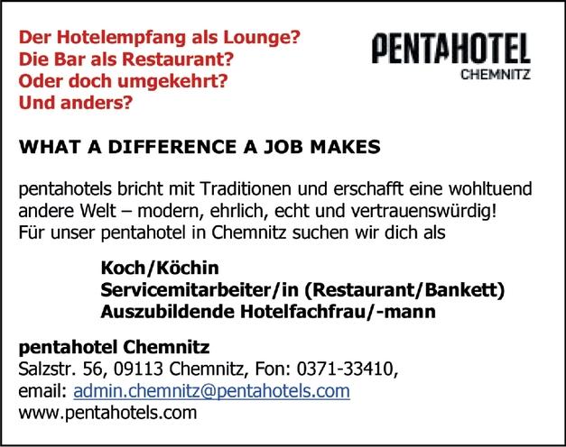 Servicemitarbeiter/in (Restaurant/ Bankett)