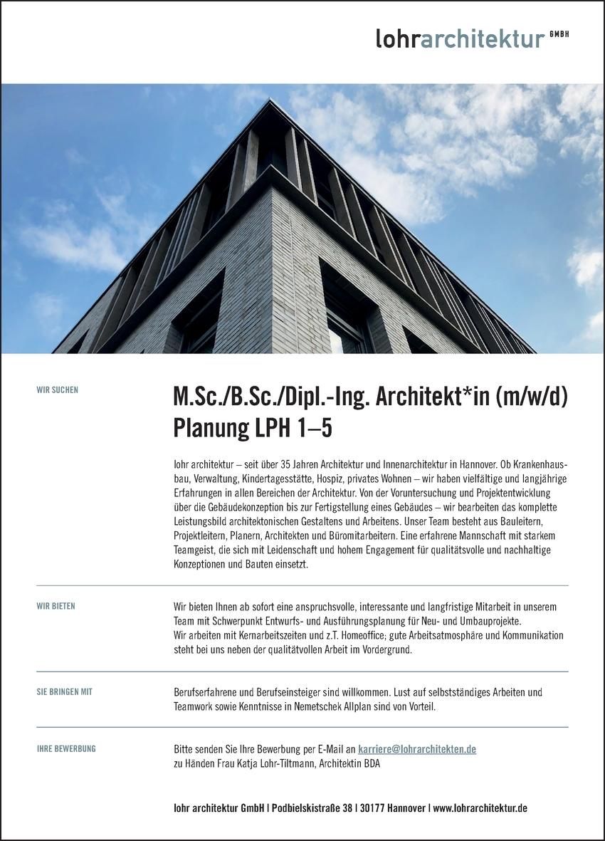 Architekt Hannover