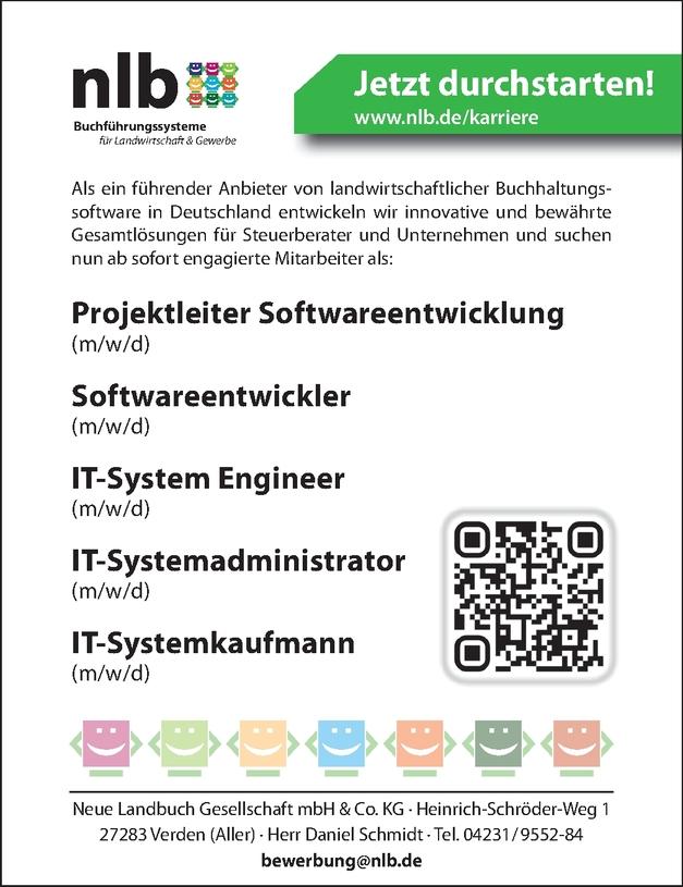 IT-Systemkaufmann (m/w/d)