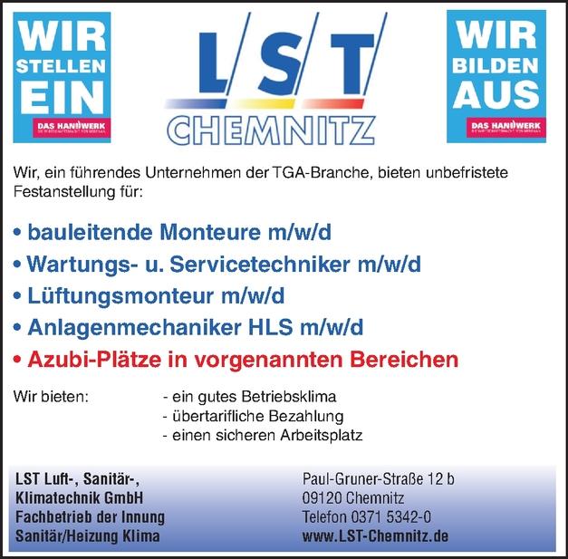 Wartungs-u.Servicetechniker/-in