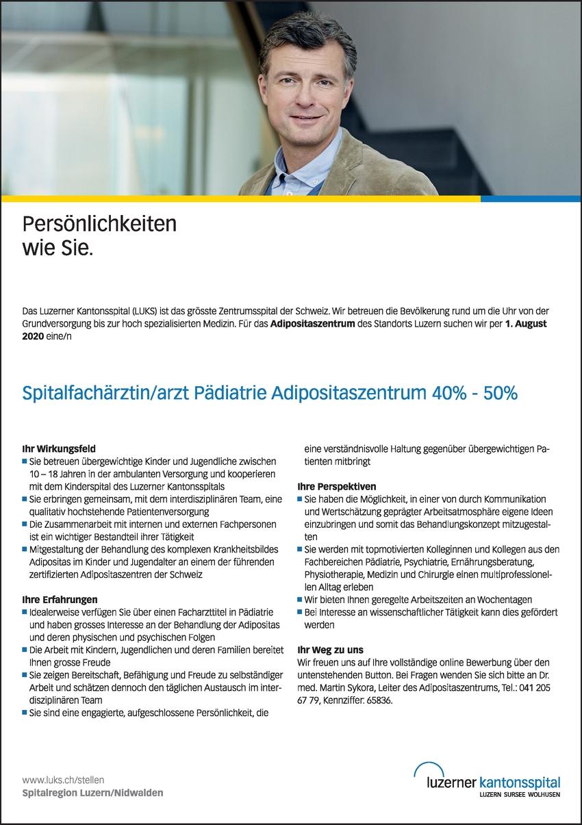 Facharzt Pädiatrie