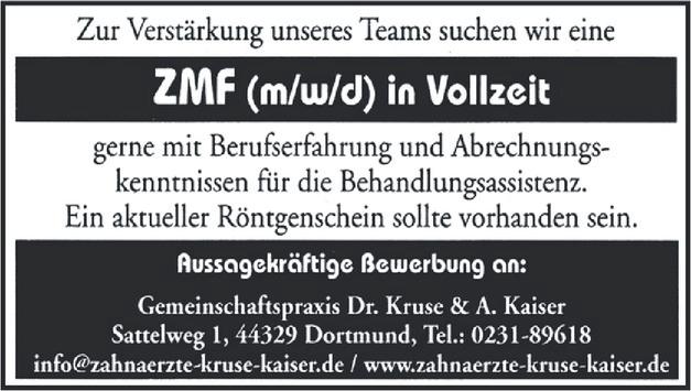 ZMF m/w/d