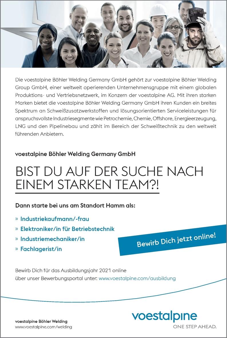 Ausbildung Industriekaufmann (m/w/d)