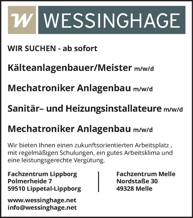 Sanitär- und Heizungsinstallateur m/w/d
